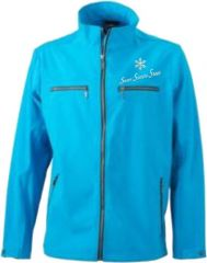 Fanclub Softshelljacke Damen